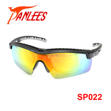 PC Frame New Design Mountain Bike Sunglasses Cycling Eyewear Bike Goggles for Cycling Running