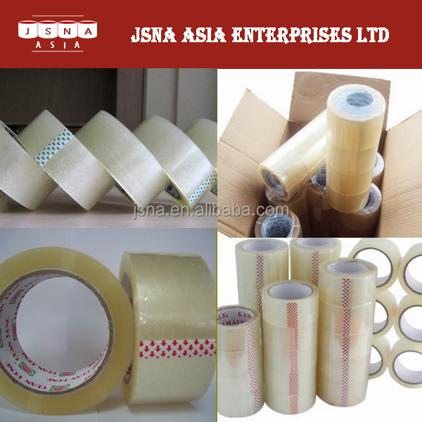 carton selling self adhesive opp packing tape