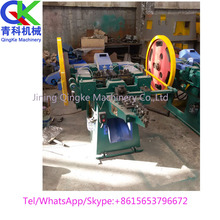 High efficiency Production and processing profiled nail assembly line Various types of nail making machine