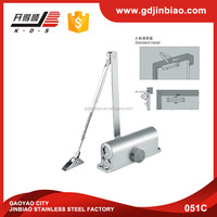 Hydraulic Aluminium Automatic Fire Rated Door Closer,Hold Open Hydraulic Door Closer(KDS-051C)