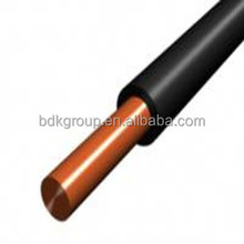 pvc insulated cable 0.75mm2, low voltage anti-interference pvc insulated Cable