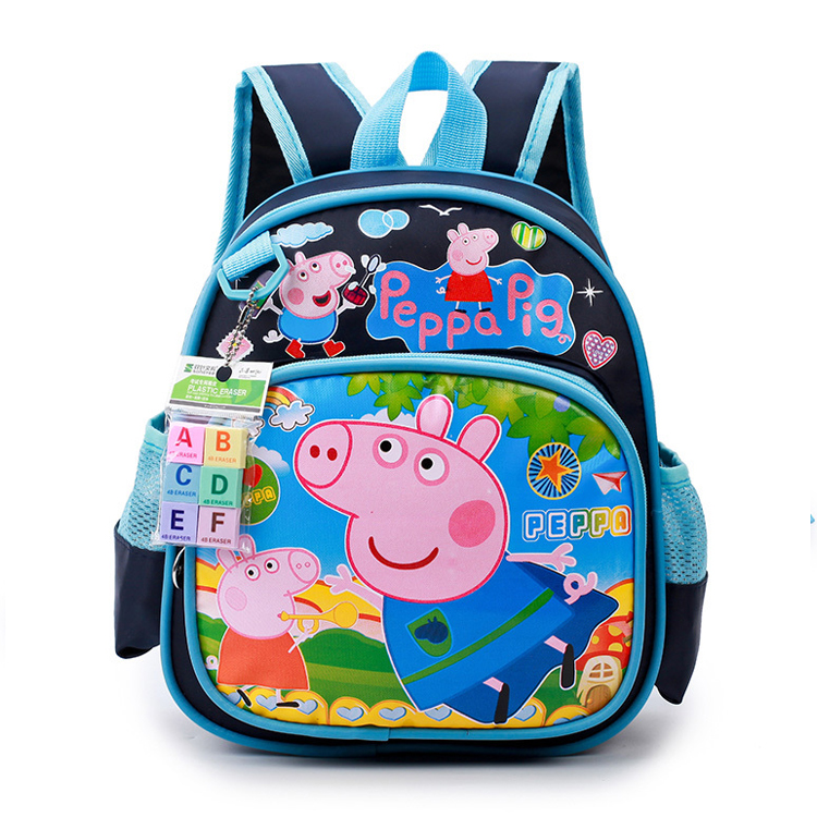 Wholesale China factory OEM/ODM service children cute cartoon kids backpack school bags