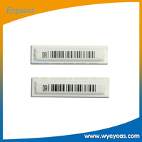 DR 58KHZ EAS soft tag,Eas anti-theft soft label,Eas lable security, made in china label