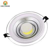 Hot selling 5W 7W 10W 15W 25W COB <strong>flat</strong>/round led panel light