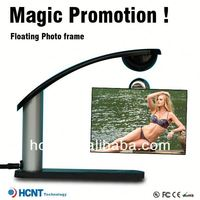 Magical!!Magnetic floating levitating photo frame ,ps photo frame mould