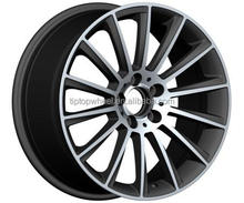 AMG Replica wheels 17 18 19 inch matt black alloy wheel
