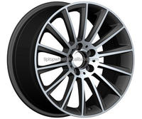 Replica amg alloy wheels 17 18 19 inch matt black