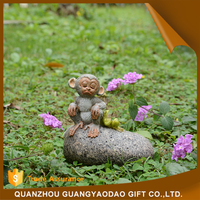 Table-Top Decoration polyurethane resin for crafts garden decoration animal resin craft