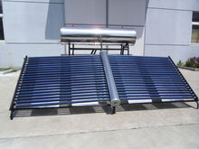 Vacuum Tube Low Pressure Solar Collector for Water Heating System