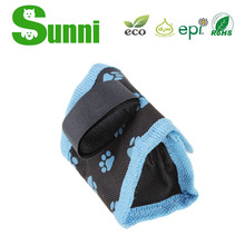PET eco-friendly personalized dog waste bag dispenser for sale