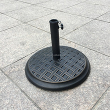 15kgs umbrella stand , market umbrella stand, patio umbrella base