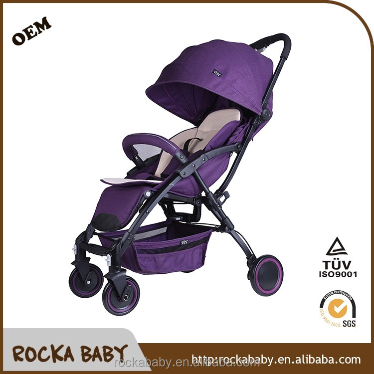 Super light weight manufactorer mini buggy comfortable good baby pockit strollerbaby