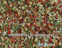 Dehydrated/dried mixed vegetables