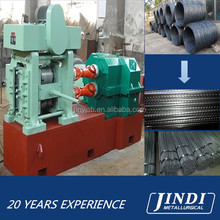 Factory direct supply 4-16mm cold rolled ribbed wire forming machine