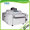 uv coating machine for advertisement paper