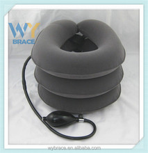 Full Velvet Inflatable Cervical Neck Traction Devices Shoulder Headache Pain Relax Neck Collar