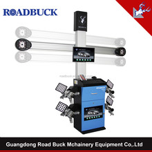 Roadbuck gauge used 3D wheel alignment/ tyre aligner equipment with CE & ISO Certificate for sale