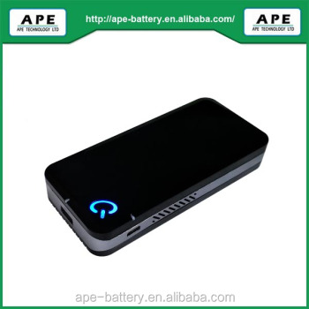 2017 New Design 45W Powerful Power Bank with 7 in One Quick Charge