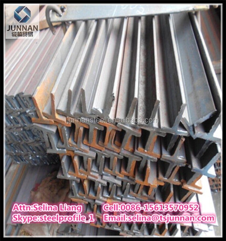 Structural Steel H beam,T shaped steel bar 100x60