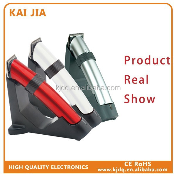 color can be choosed hair clipper,rechargeable hair trimmer,hair trimmer for man