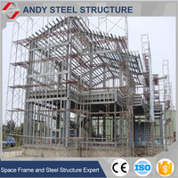 Steel Structure Design Services