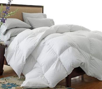 Wholesale Five Star Hotel Luxury Comforter White Goose Down Duvet inner Quilt