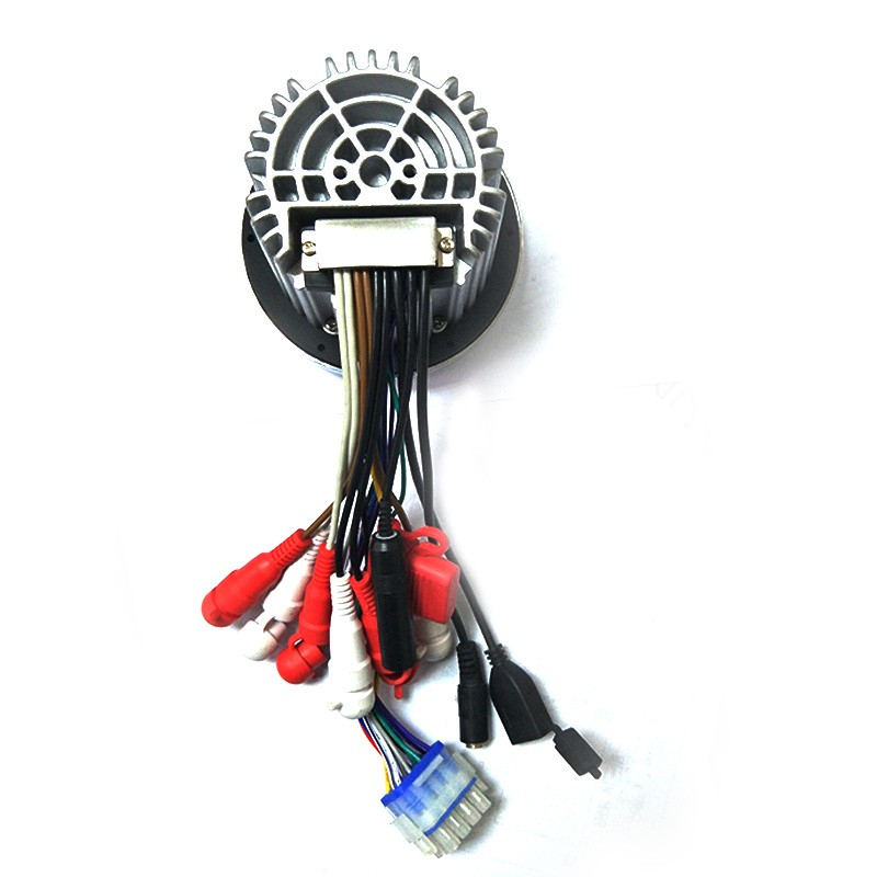 Waterproof Motorcycle MP3 with blue led screen