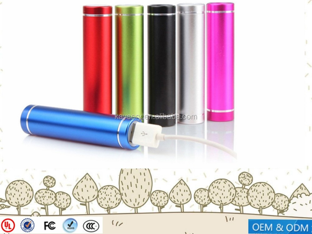 i am looking for a business partner, promotion diy portable usb mobile power bank charger 2600mah with ce rohs fcc