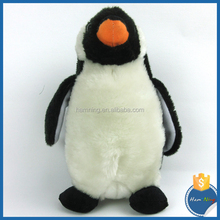 plush north pole penguin christmas stocking soft toy baby educational gift