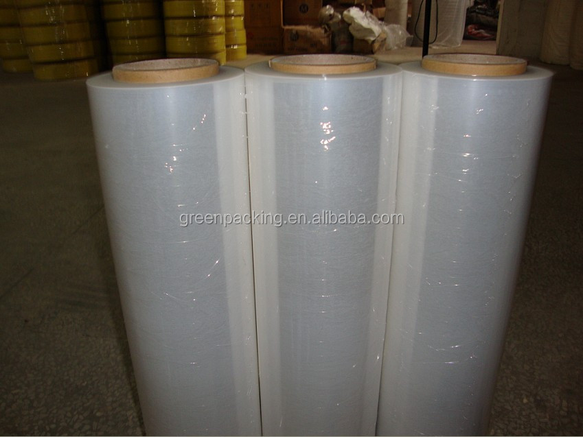 china manufacturer Best Price /LDPE / LLDPE stretch hood film