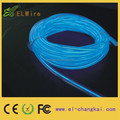 2015 Hot Sale! Flexible High Brightness Blue El Wire