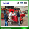 2016 hot selling Tractor Mounted Hydraulic Wood chipper with CE certificate