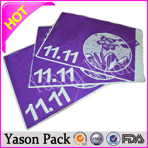 Yasonpack packing slip envelope jiffy padded envelopes shipping plastic envelope