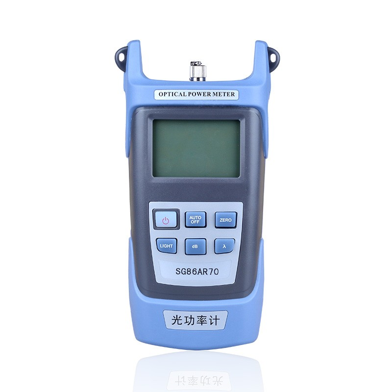 FTTH low price fiber optic instrument exfo optical power meter measurement PON GPON fiber <strong>Communication</strong>