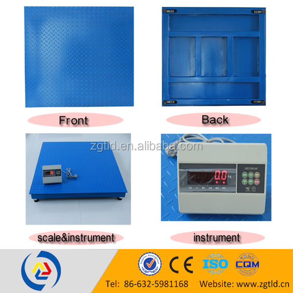 500kg weighing scale industrial weight balance scale