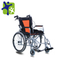 Hot selling Aluminum Alloy Portable Folding Lightweight Wheelchair for disabled people