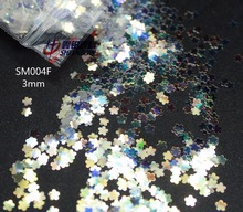 Irregular glitters for nail art nail decorations triangle glitters nails art glitters