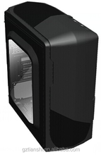 Hot sale computer gaming case from factory, pc gaming case