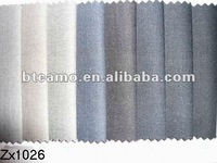Men's Polyester Suiting Fabric
