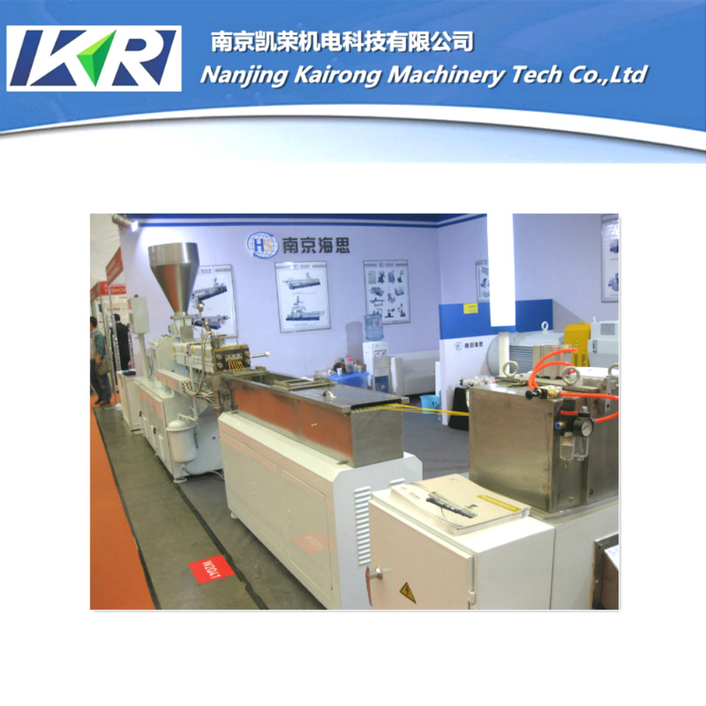 Starch biodegradable plastic extrusion machinery