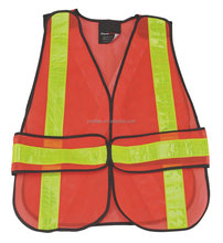 Guardwire Brand Cheap Industrial Mesh Reflective Safety Vest