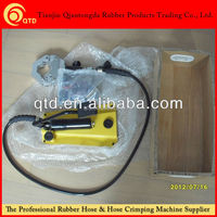 Manual HOSE CRIMPER/AIR CONDITIONER HOSE CRIMPING MACHINE