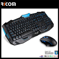 Ricom Gaming Keyboard And Mouse Ricom