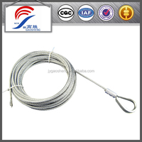 7x19 CE Approved Cheap Price High Tensile Strength Steel Wire Rope Sling