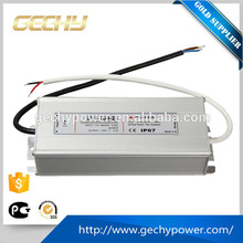 Factory price !150w 220v ac to 24v dc Led driver waterproof switching power supply