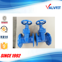 Ductile iron BS5163 PN16 4 inch water gate valve