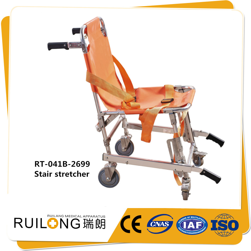 RT-041 hot selling aluminum emergency evacuation stair chair