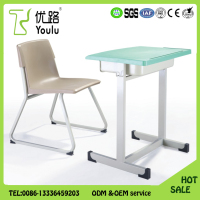 School Sets Specific Use and School Furniture Type Classroom Desk and Chair