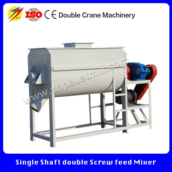 Cheap Price Stainless Steel chicken cattle horse feed mixing machine for sale