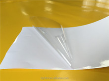 self adhesive covering clear film
